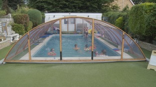 Swimming teacher fights for her Kent business after threats of closure from the council