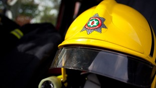 Recruitment drive launched for NI community firefighters