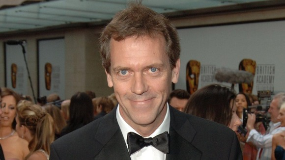 Hugh Laurie will be joining Pixie Lott and Harry Enfield on From the Heart
