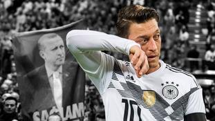 German Football Association reject Mesut Ozil's racism allegations