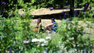 Hottest day of 2018 as public urged to avoid sun amid amber heatwave warning