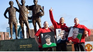 North West football legends to appear on Royal Mail stamps