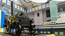 Stephenson's Rocket set for 'long-term' stay in York