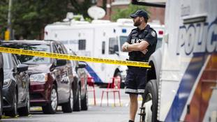 Toronto shooting attack leaves three dead including gunman