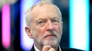 The Labour leader and other members of his senior team did not attend Monday night's meeting.