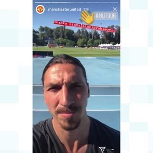 Man Utd Instagram