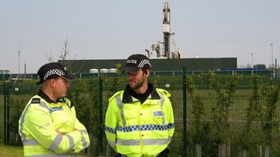 Controversial Lancashire fracking site gets final  go-ahead from Government