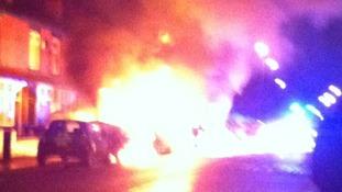 Crash Boothstown