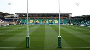 'iPads and tools' stolen from Northampton Saints' Franklin's Gardens stadium