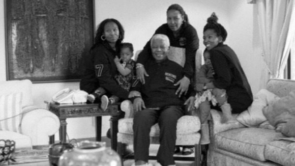 'Being Mandela' new reality show reveals that Nelson is a huge fan of Toddlers and Tiaras
