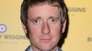 Olympic cycling champion Sir Bradley Wiggins has landed yet another title - Britain's greatest living wit.
