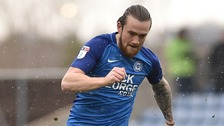 Jack Marriott has left Peterborough United.