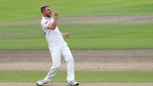 Jamie Porter was the leading wicket-taker in Division One of the County Championship last season.