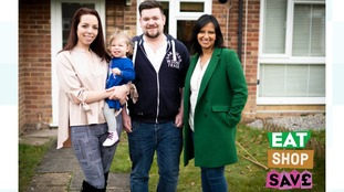 In the second episode of Eat, Shop, Save - Ranvir and her team of experts meet with The English's, whose marriage is on the rocks