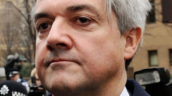 Chris Huhne leaves Southwark Crown Court