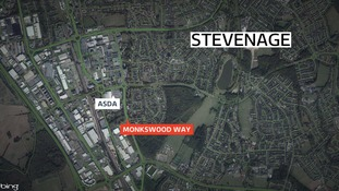 The assault took place on Monkswood Way