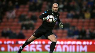 Wolves goalkeeper Carl Ikeme announces retirement