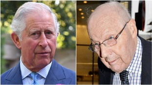 Prince Charles provided a written statement about his connection with Peter Ball.