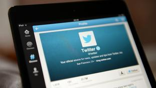 Social networking service Twitter has lost a million users and still retains record profit.