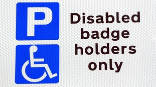 Blue badge parking permits extended to 'hidden disabilities' in biggest change for 40 years