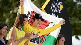 Geraint Thomas seals historic Tour de France win