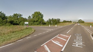 Two pensioners die after car crash in Lincolnshire