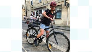 Tackling Ride London on a single speed bike
