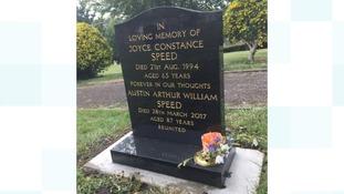 Family devastated after gravestone is stolen
