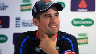 Alastair Cook has made the best-ever England men's Test XI.
