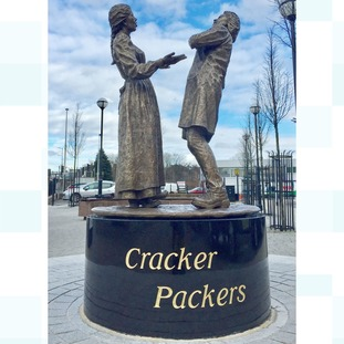Carlisle's 'Cracker Packers' were workers at the former Carr's factory in Caldewgate.