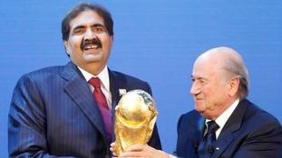 Academic 'hired' by Qataris to undermine US World Cup bid claims Qatar's was 'even stupider'