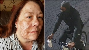 Teenager jailed for 17 years after fatal acid attack on bystander nurse