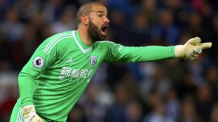 West Bromwich Albion resign goalkeeper Boaz Myhill one month after he was released by the club