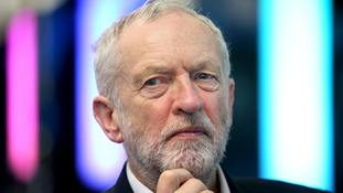 Jeremy Corbyn has been criticised for his handling of the anti-Semitism row.