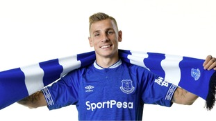 Everton sign Lucas Digne From Barcelona on a five-year deal