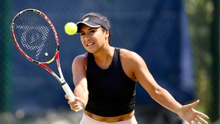 Watson sets up Venus clash with 100th tour win