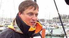 Yachtsman Alex Thomson