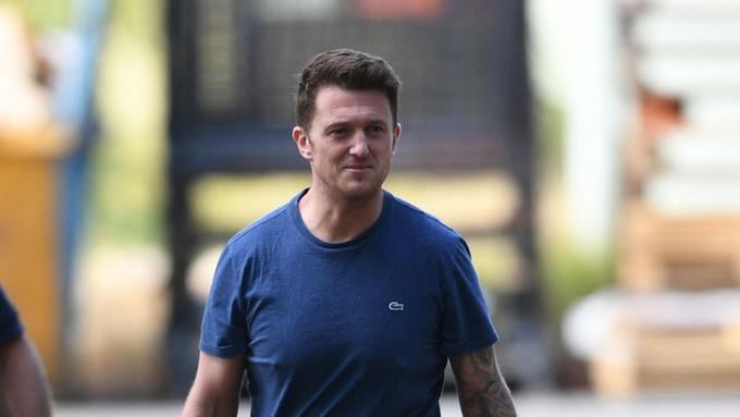 Image result for tommy robinson free
