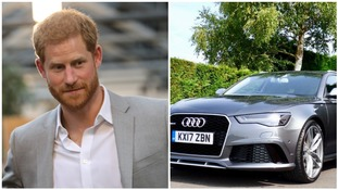Prince Harry's car will set you back £41,900.