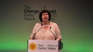 Helen Mary Jones returns to Senedd to replace Simon Thomas