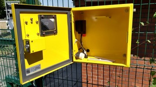 Yorkshire Ambulance Service lends defibrillator to cricket club after theirs was stolen