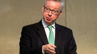 The environment secretary Michael Gove, has arrived at the perhaps startling view that the least worst option now is what some are styling