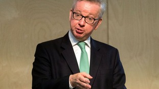 Michael Gove would back 'blind Brexit'