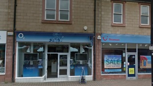 £11,000 worth of phones stolen from Galashiels shop