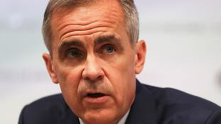 Bank of England Governor Mark Carney warns UK and EU should 'do all things to avoid' a no-deal Brexit