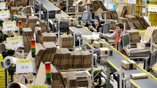 Amazon deferring £2.9 million of their tax bill.