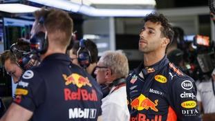 Daniel Ricciardo: Australian driver to leave Red Bull at the end of the season
