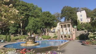 Portmeirion voted the most romantic place in Wales in online poll