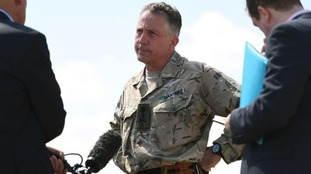 Chief of the Defence Staff General Sir Nick Carter
