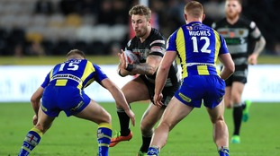 Hull FC second rower Jansin Turgut joins Salford